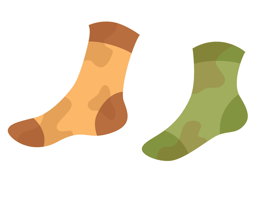 Dirty Socks clipart for free