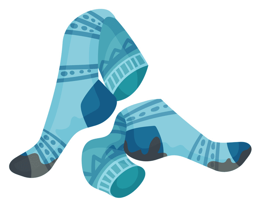 Dirty Socks clipart image