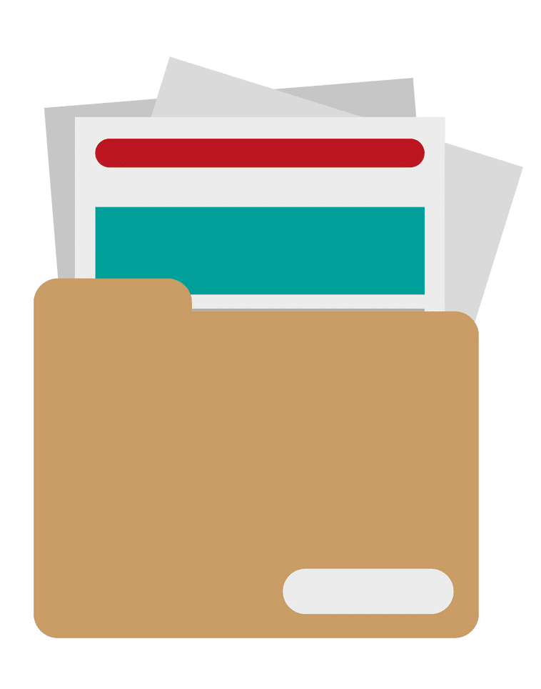 Folder clipart png free