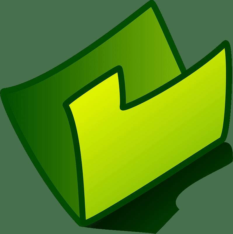 Folder clipart transparent 10