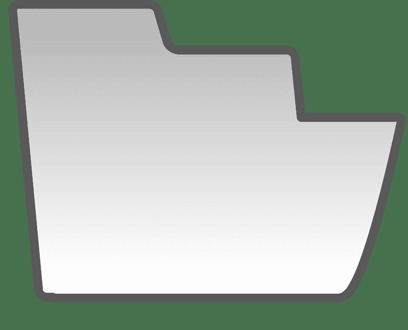 Folder clipart transparent 13