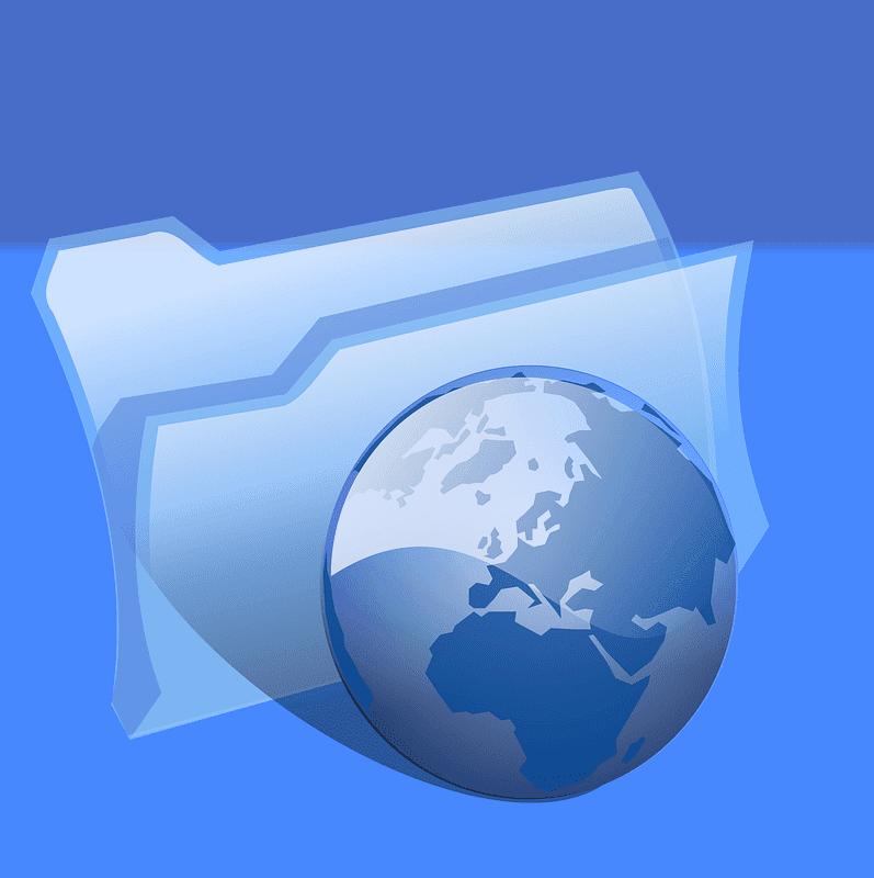 Folder clipart transparent 15