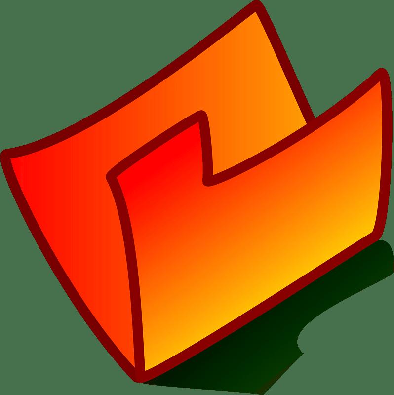 Folder clipart transparent 3