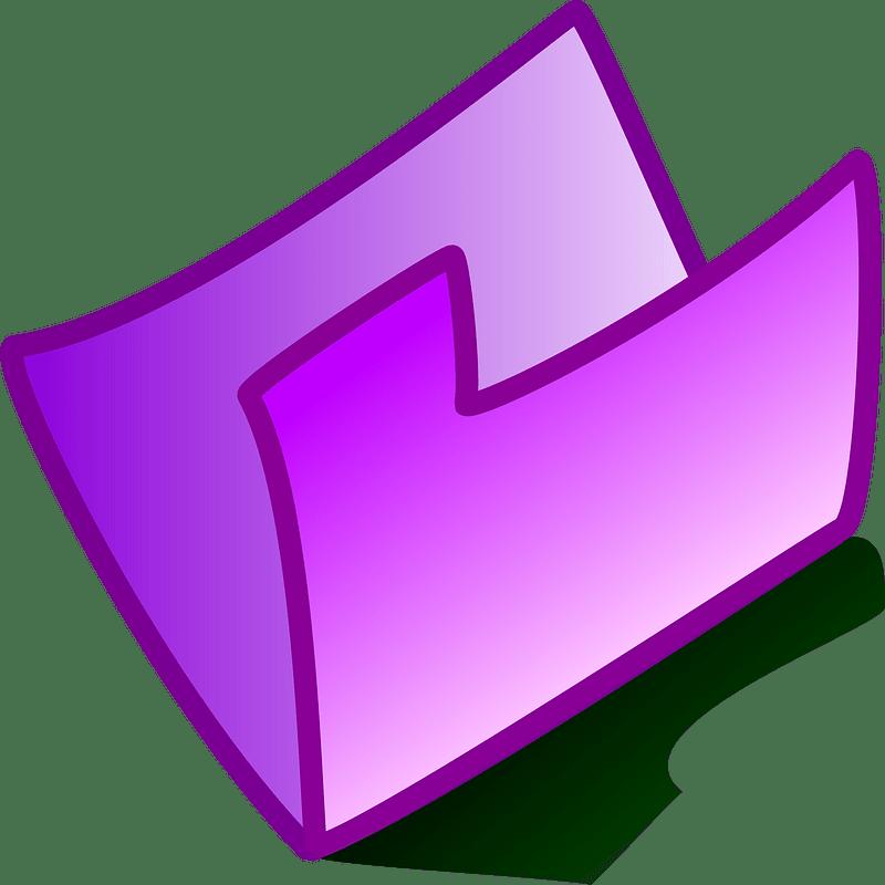 Folder clipart transparent 9