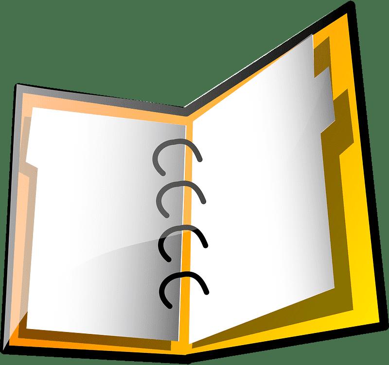 Folder clipart transparent background 6