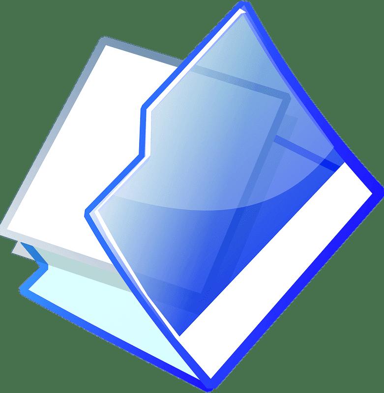 Folder clipart transparent download
