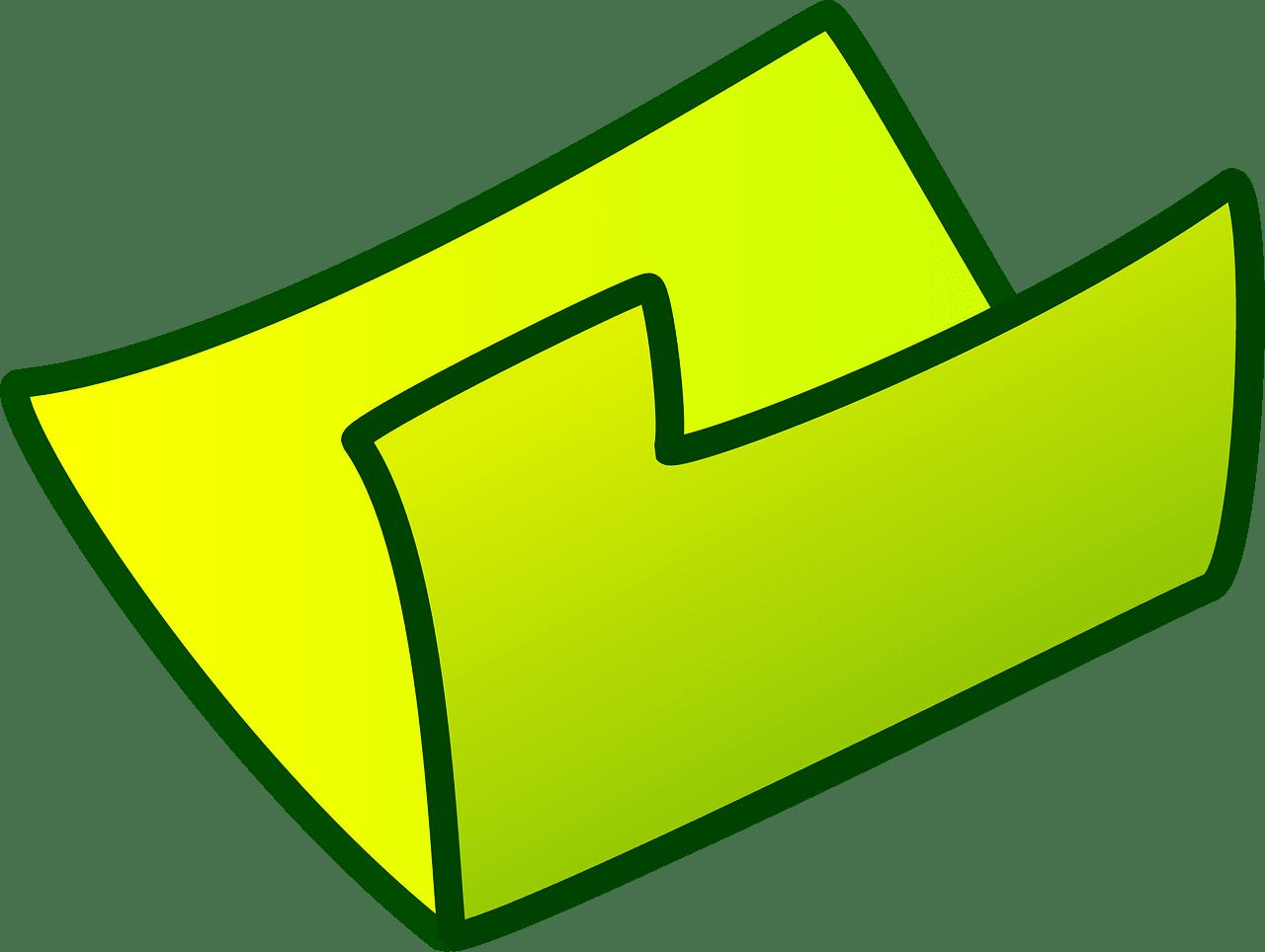 Folder clipart transparent for free