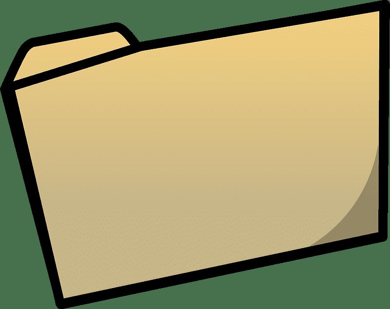 Folder clipart transparent picture
