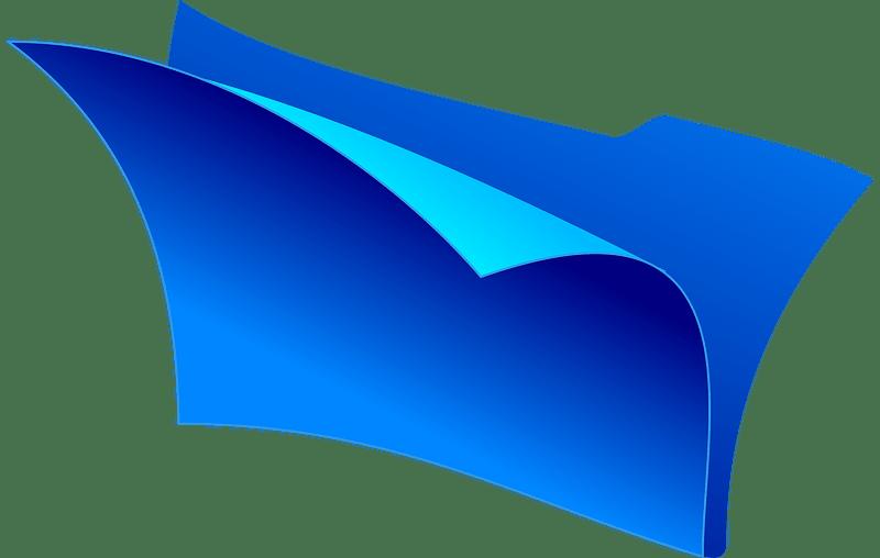 Folder clipart transparent