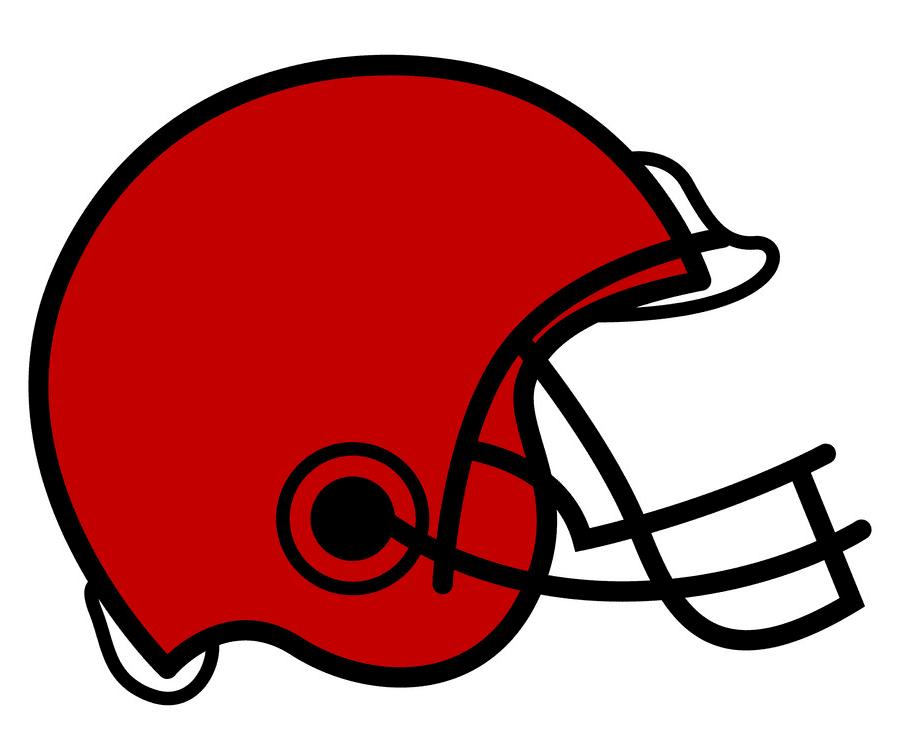 Football Helmet clipart 1