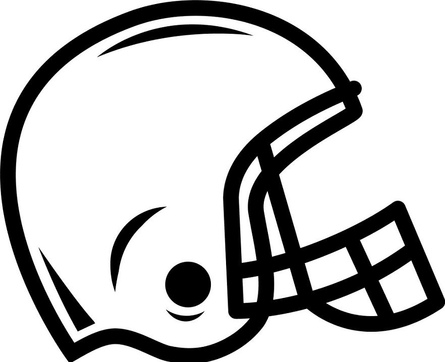 Football Helmet clipart 2
