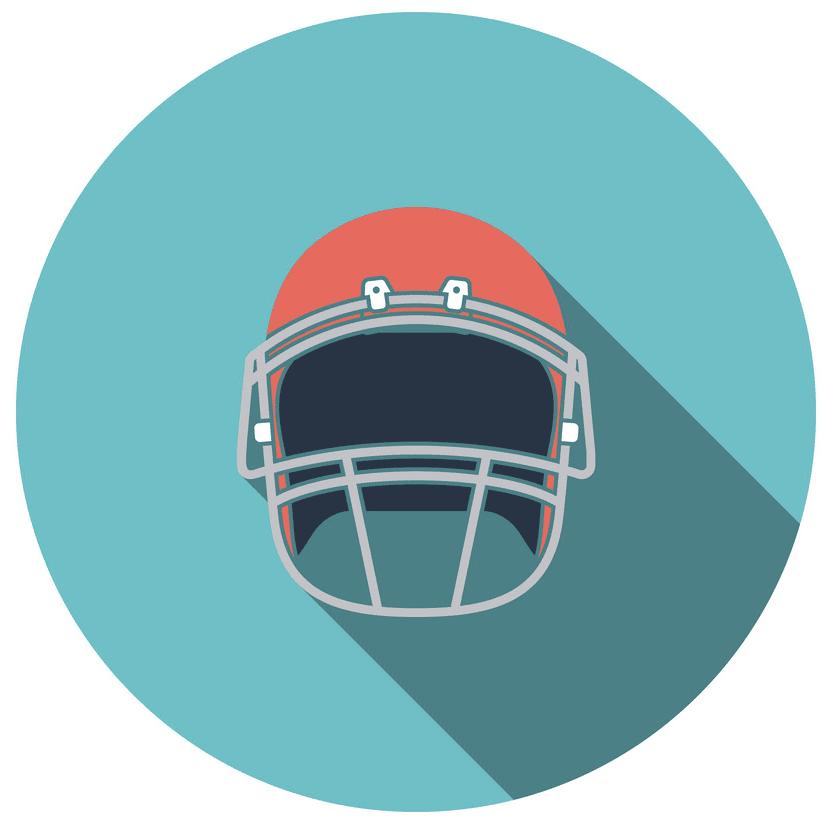 Football Helmet clipart 4