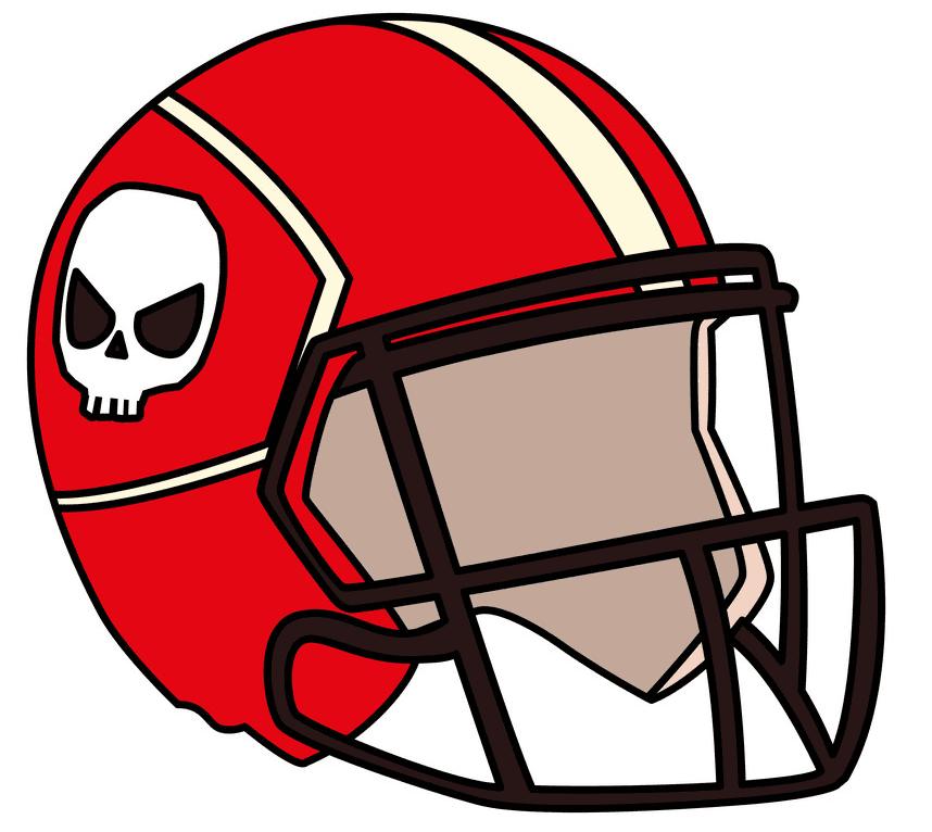 Football Helmet clipart 5