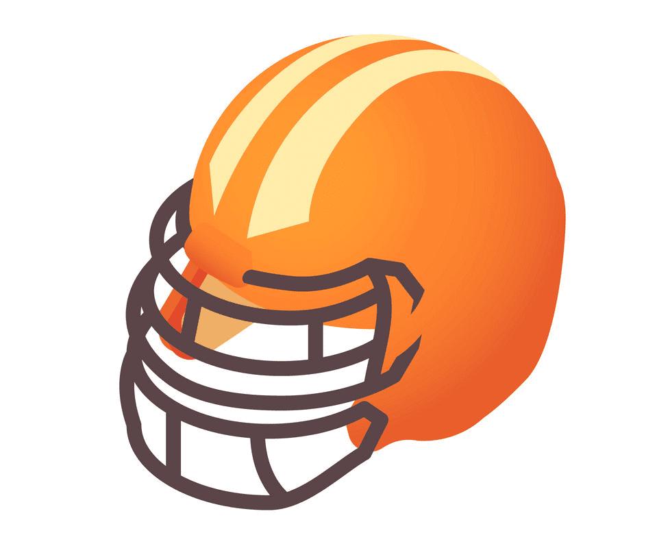Football Helmet clipart 6