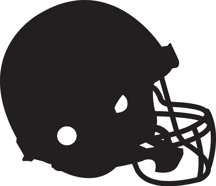 Football Helmet clipart 8