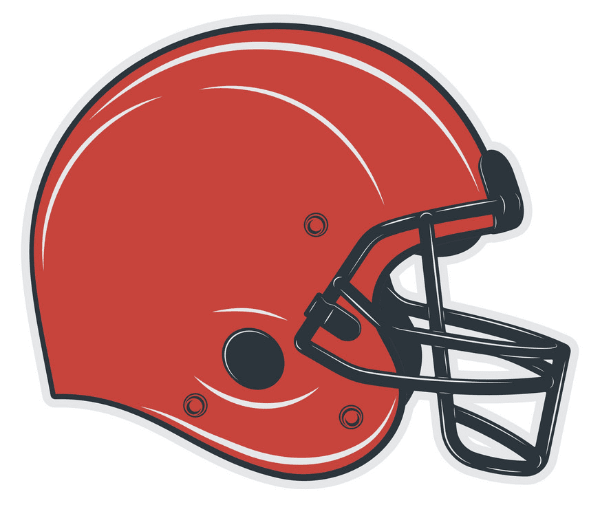 Football Helmet clipart 9
