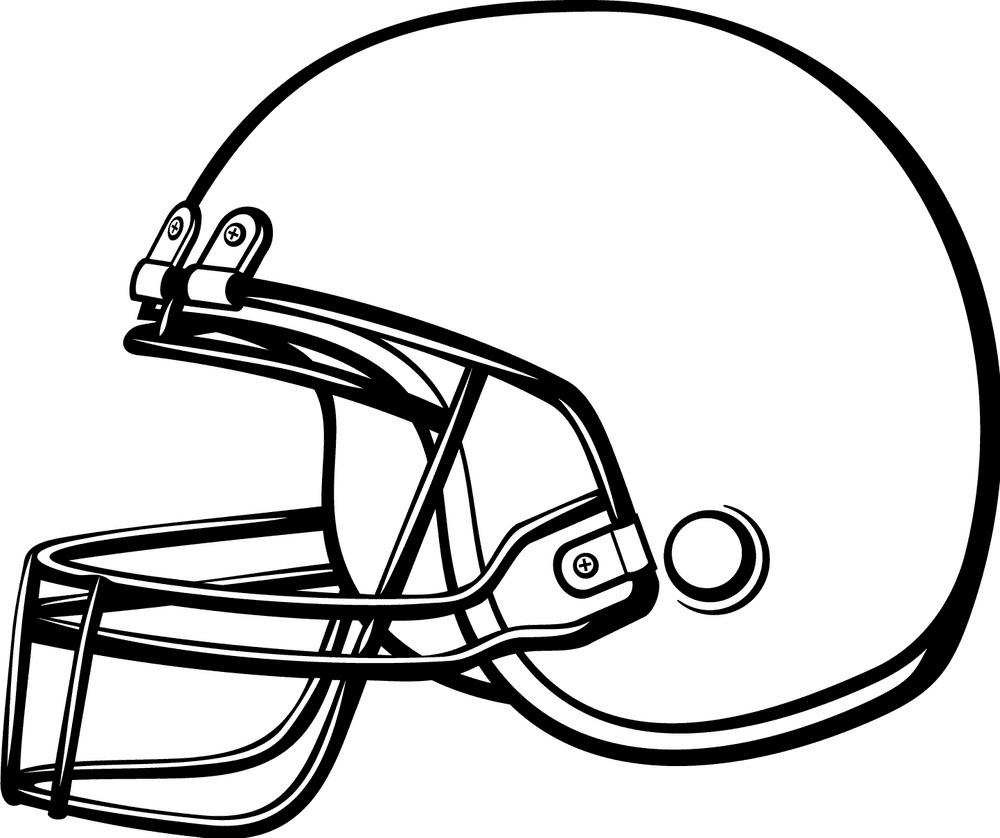 Football Helmet clipart download