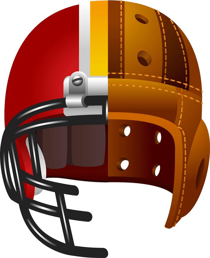 Football Helmet clipart for free