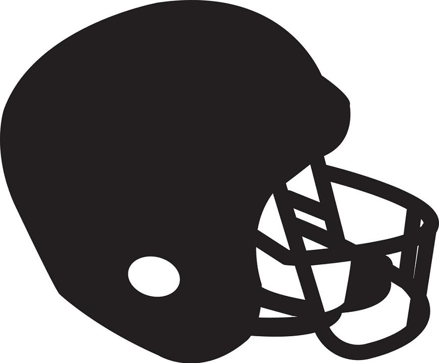 Football Helmet clipart for kid