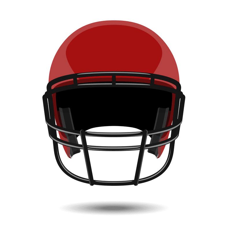 Football Helmet clipart free 1