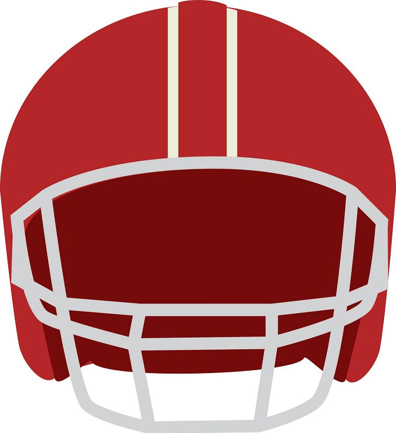 Football Helmet clipart free 3