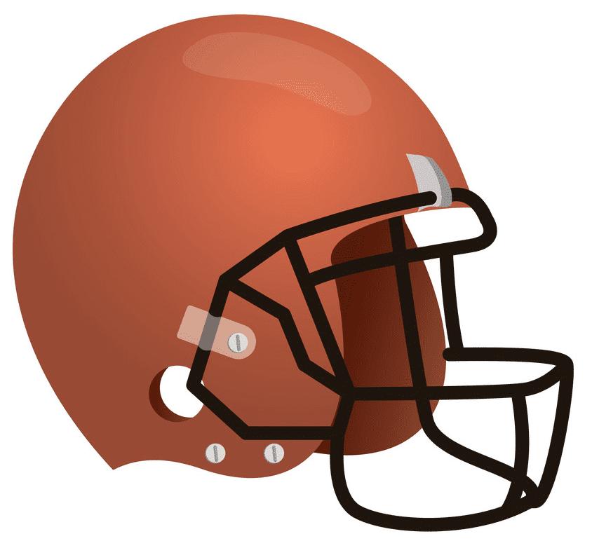 Football Helmet clipart free 5