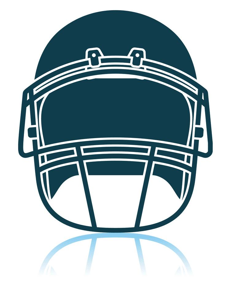 Football Helmet clipart free 7