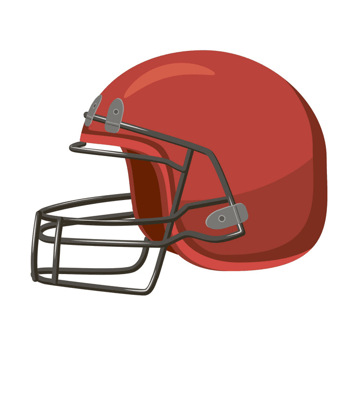 Football Helmet clipart picture
