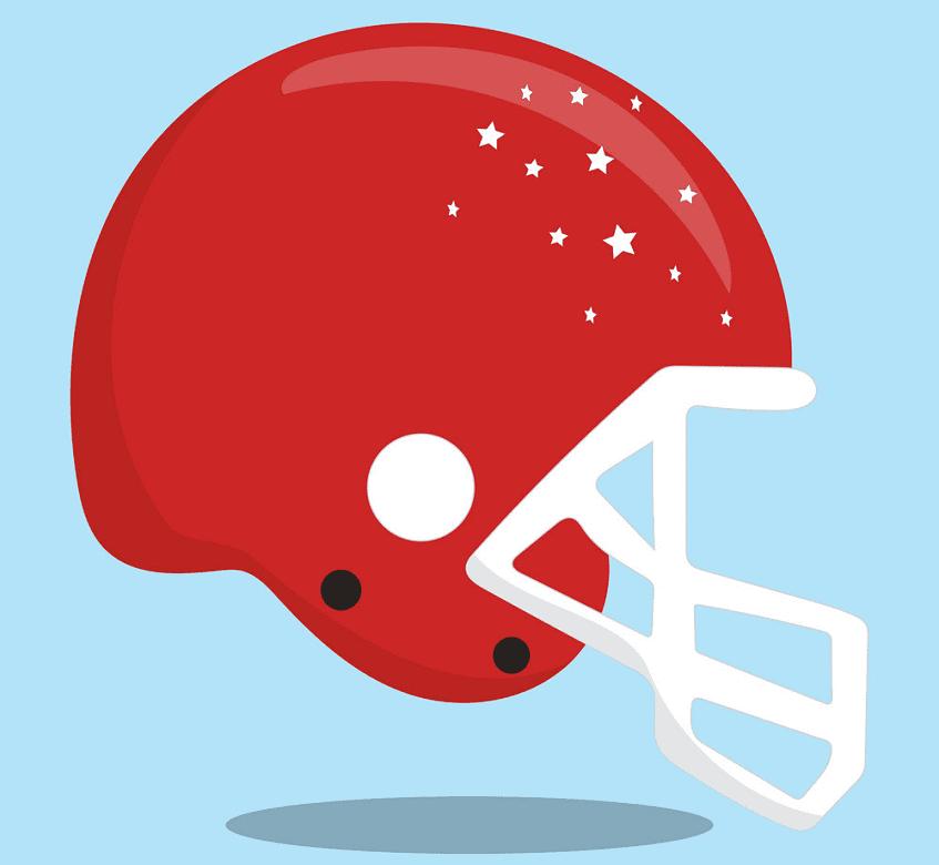 Football Helmet clipart png 6