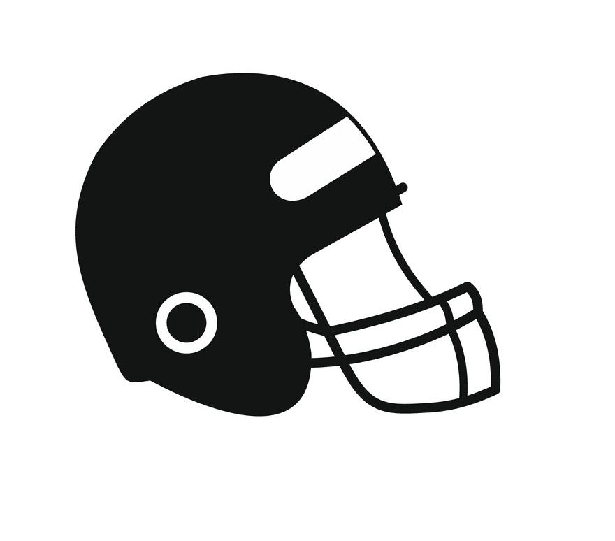 Football Helmet clipart png 7