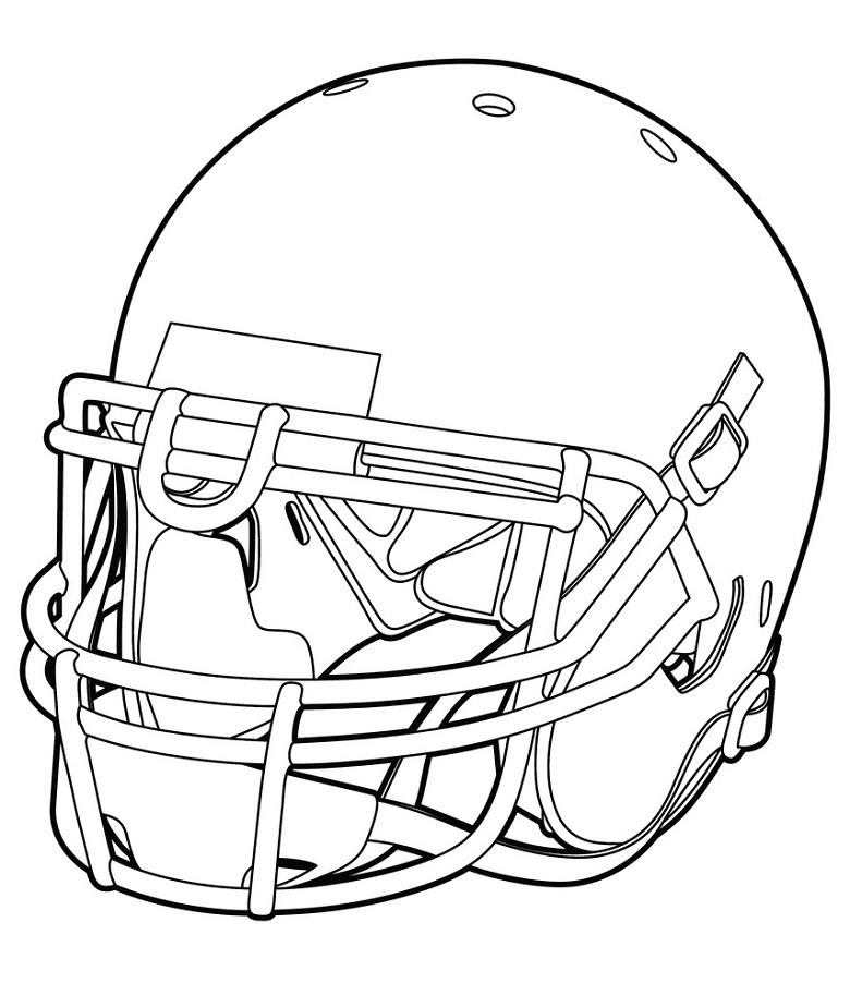Football Helmet clipart png download