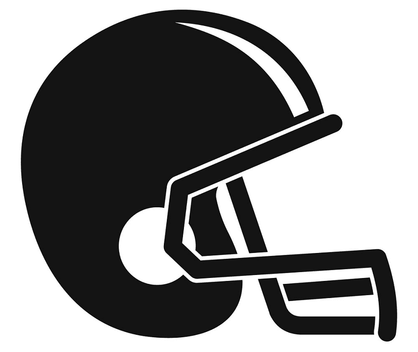 Football Helmet clipart png picture