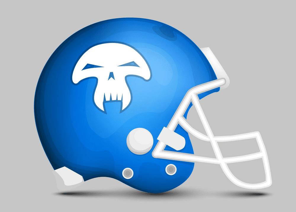 Football Helmet clipart png