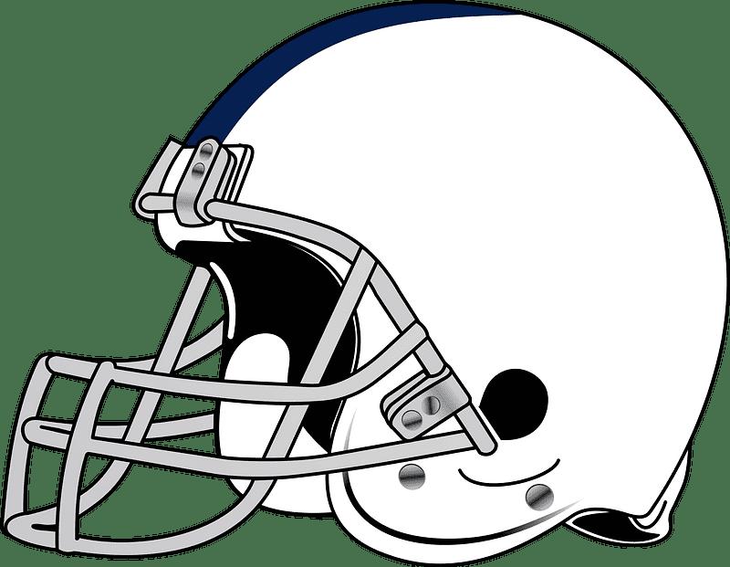 Football Helmet clipart transparent 5