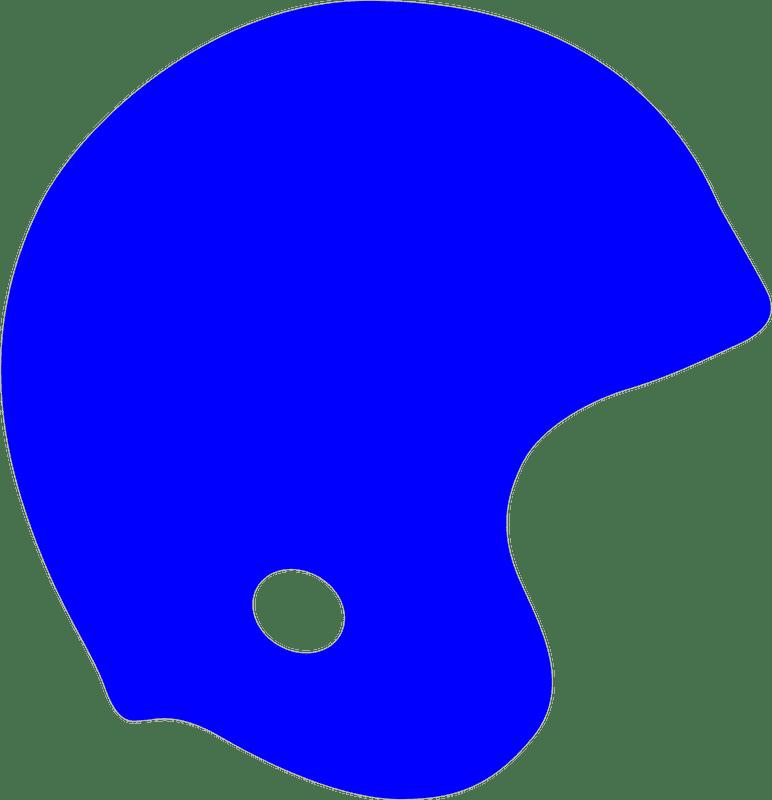 Football Helmet clipart transparent 6