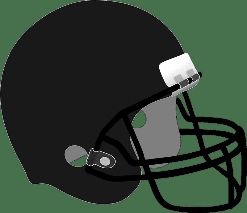 Football Helmet clipart transparent 8