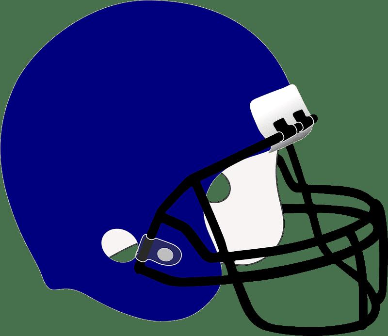Football Helmet clipart transparent 9
