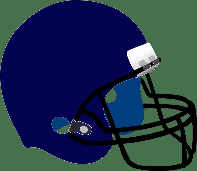 Football Helmet clipart transparent background 4