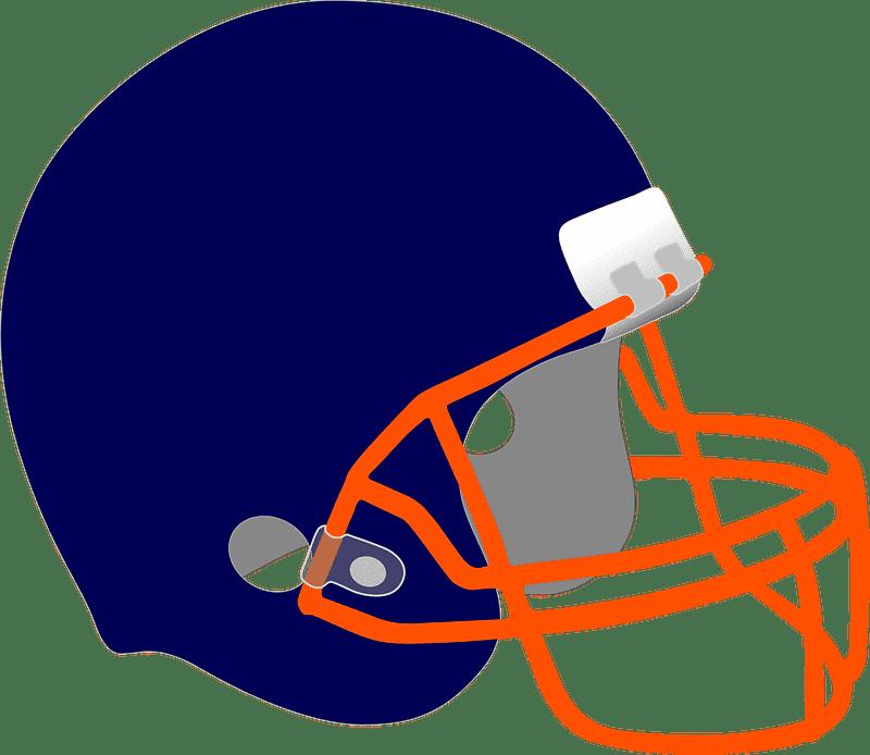 Football Helmet clipart transparent background