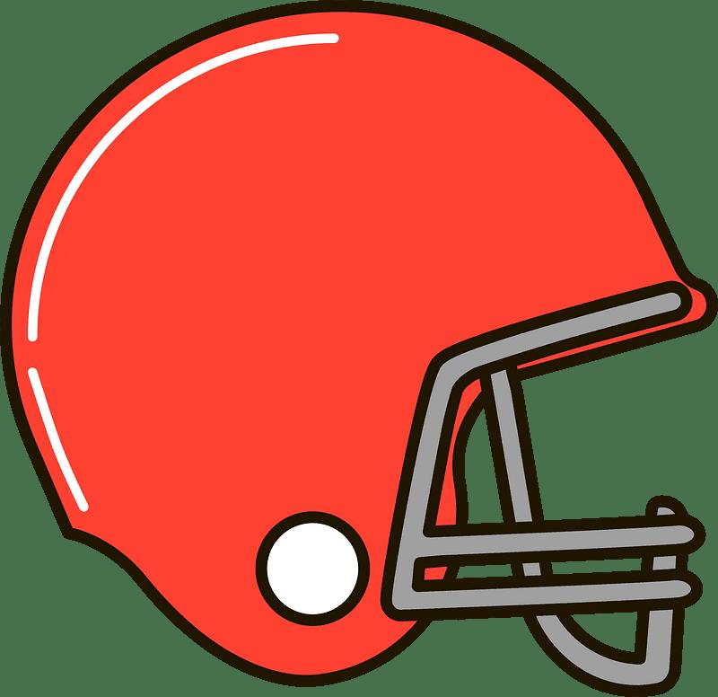 Football Helmet clipart transparent download
