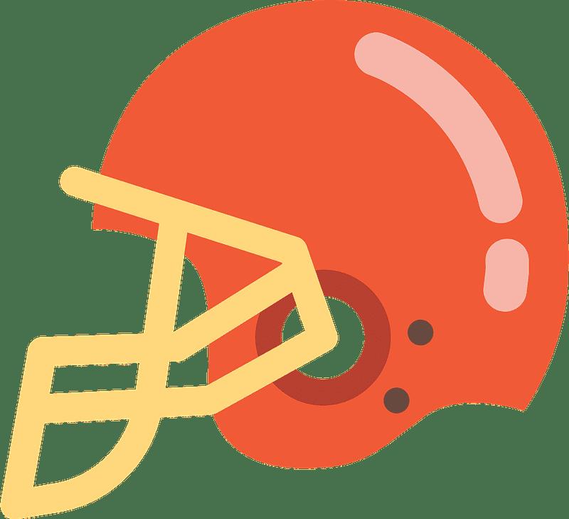 Football Helmet clipart transparent image