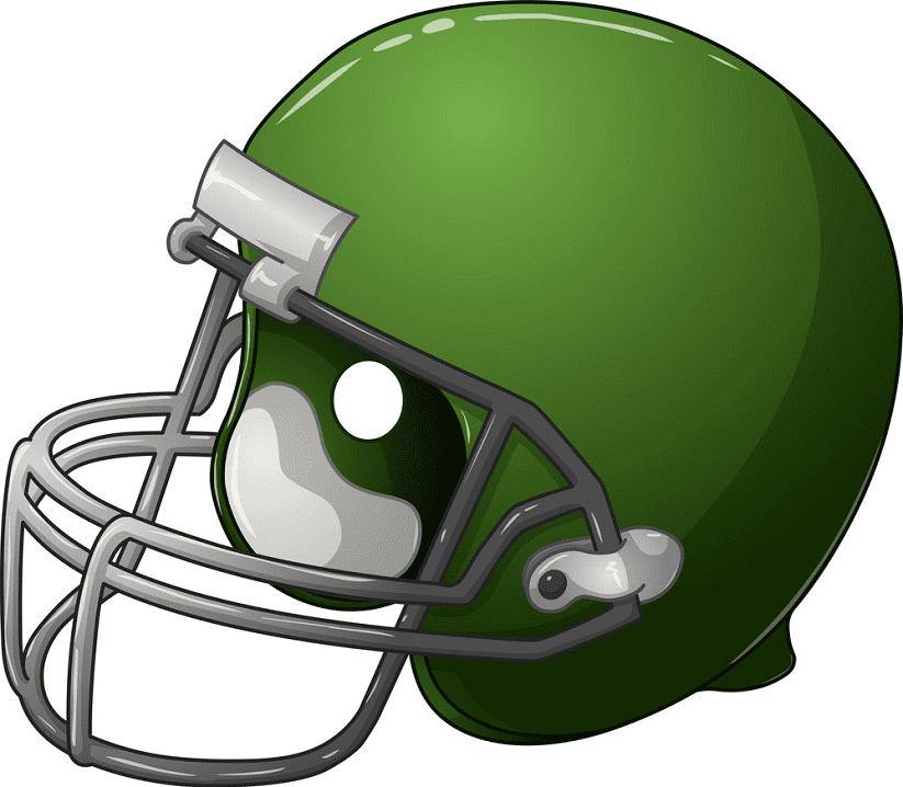 Free Football Helmet clipart for kid