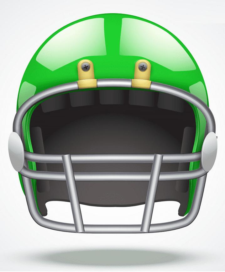 Free Football Helmet clipart for kids