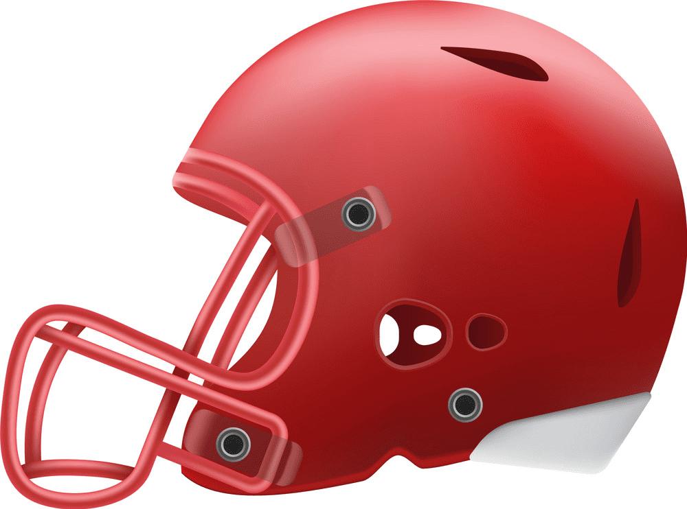 Free Football Helmet clipart png