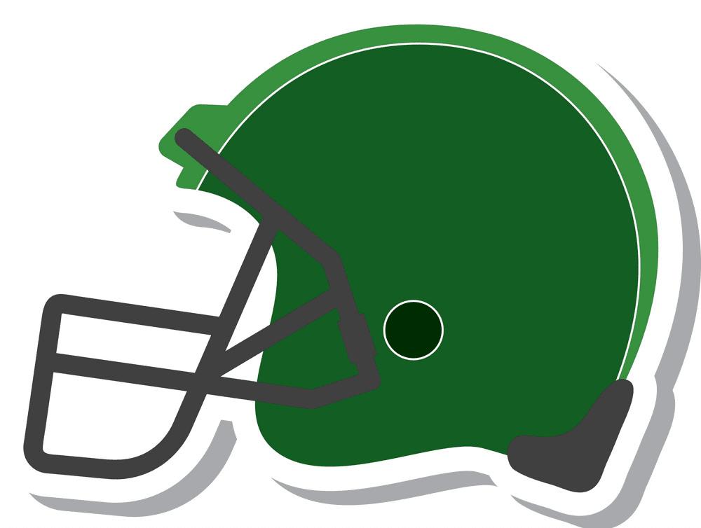 Free Football Helmet clipart
