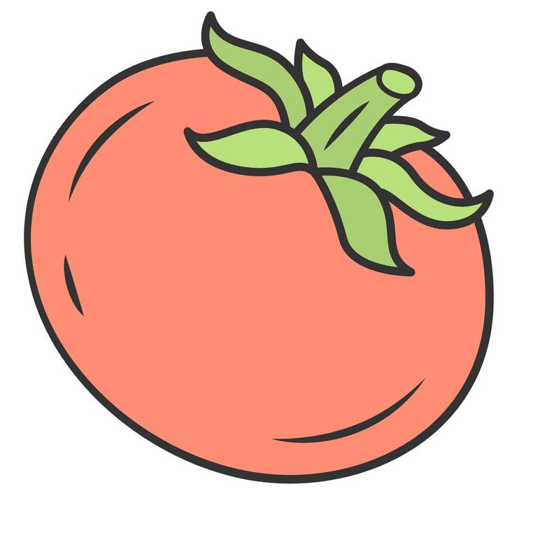 Free Tomato clipart