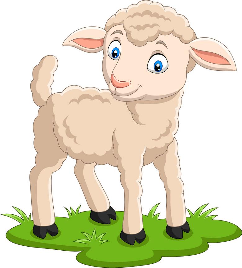 Lamb clipart download