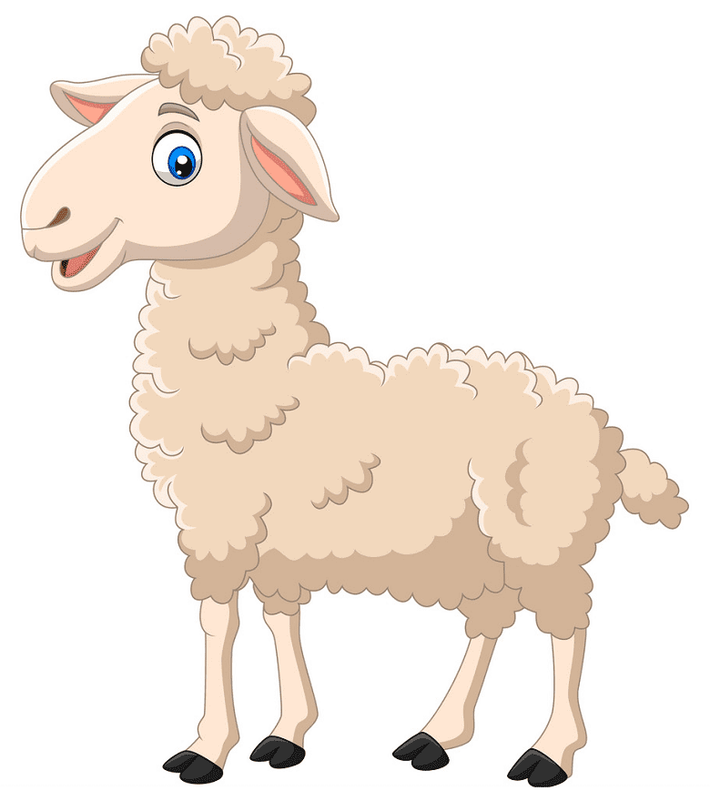 Lamb clipart free 1