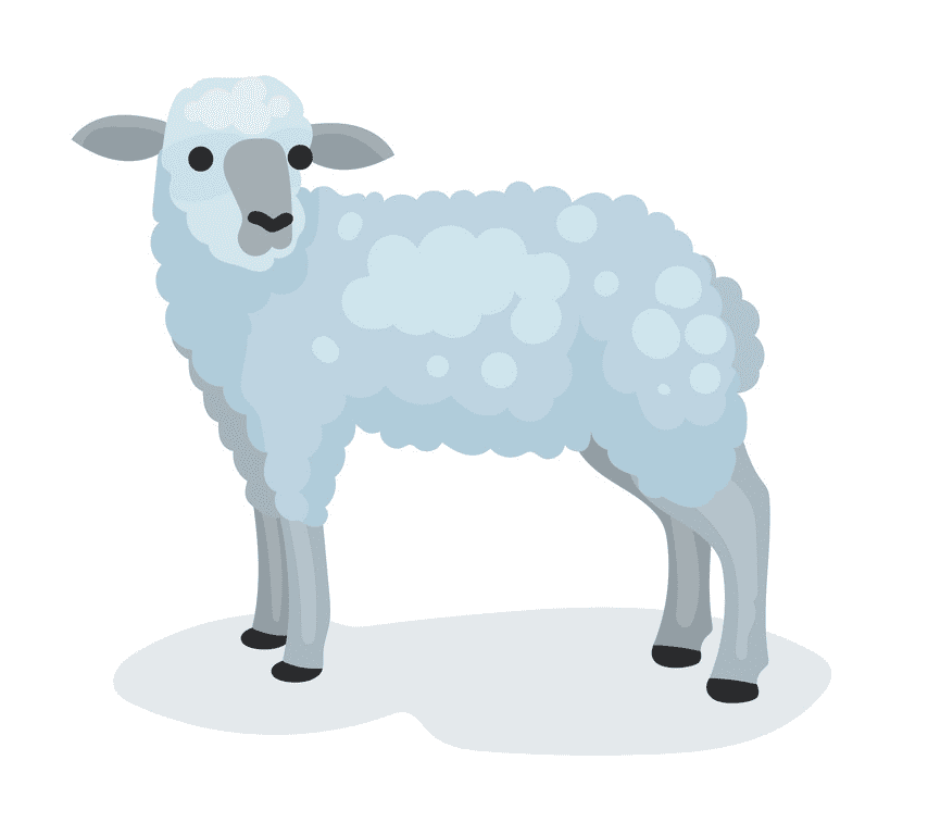Lamb clipart free 3