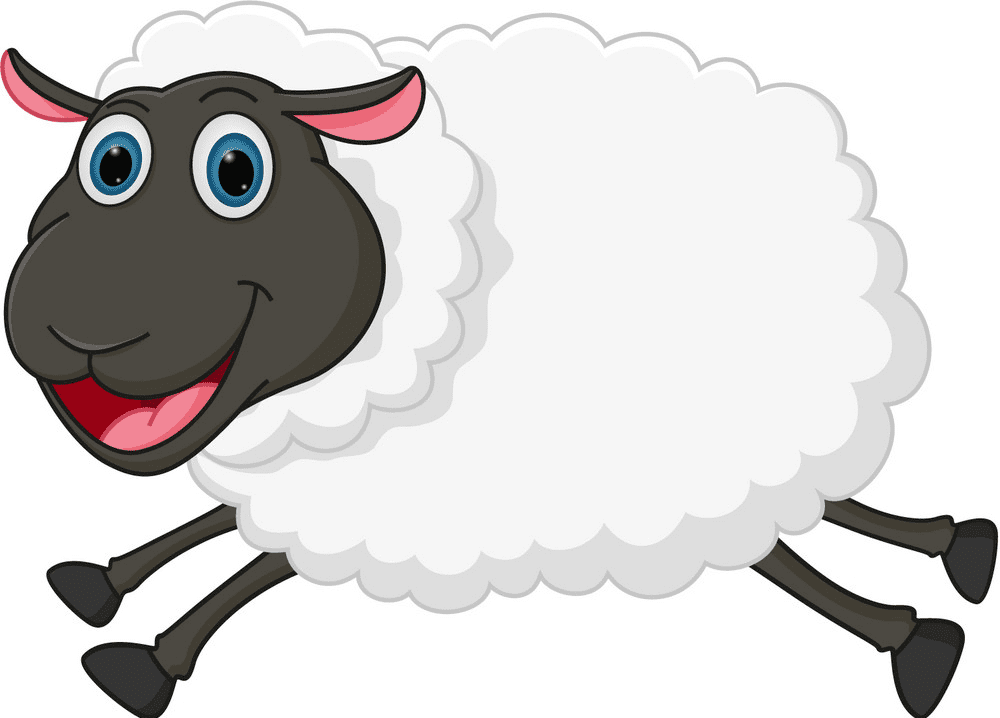 Lamb clipart free 6
